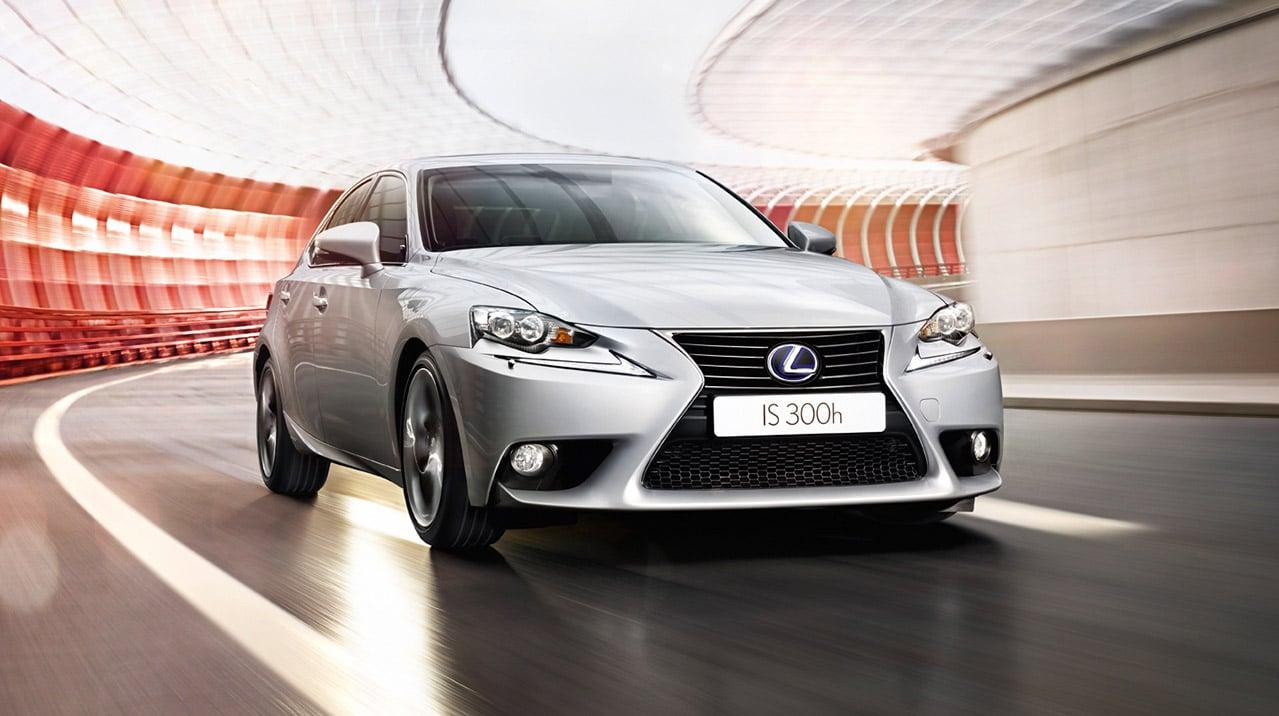 מעולה לקסוס IS - Lexus Select ZW-19